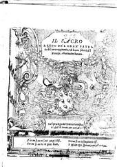 Il sacro regno de'l gran' Patritio de'l uero reggimento, e de la uera felicità de'l principe, e beatitudine humana