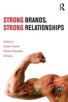 Strong Brands  Strong Relationships PDF