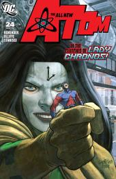 The All New Atom (2006-) #24