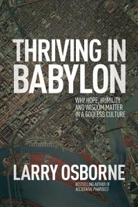 Thriving in Babylon Book