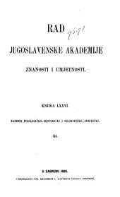 Rad:  (1885-1886), Svesci 76-78