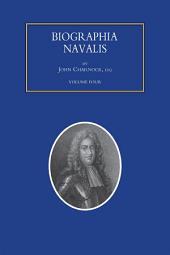 Biographia Navalis - Volume 4
