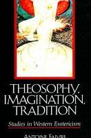Theosophy  Imagination  Tradition PDF