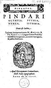 Olympia, Pythea, Nemea, Isthmia: Graece et Latine