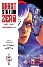 Ghost Station Zero #1 (Of 4)