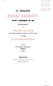 Il paradiso degli Alberti: Volumi 87-88