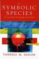 The Symbolic Species