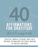 40 Affirmations For Gratitude