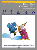Alfred's Basic Piano Library Theory Complete