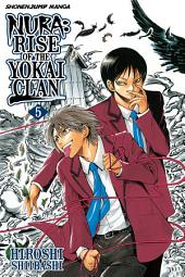 Nura: Rise of the Yokai Clan, Vol. 5: A Yokai with Wings Darker than Night
