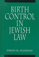 Birth Control in Jewish Law PDF