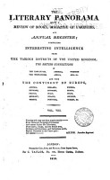 The Literary Panorama  and National Register PDF
