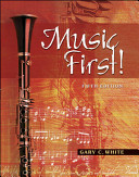 Music First  Plus Audio CD And Keyboard Foldout