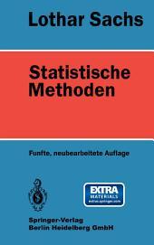 Statistische Methoden: Ausgabe 5