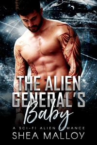 The Alien General s Baby  A Sci fi Alien Romance Book