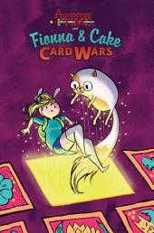 Fionna & Cake Card Wars