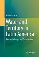 Water and Territory in Latin America PDF