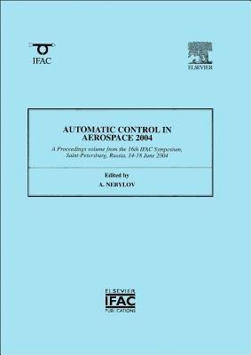 Automatic Control in Aerospace 2004 PDF