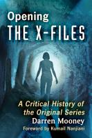 Opening The X Files PDF