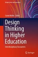 Design Thinking in Higher Education PDF