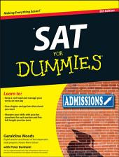 SAT For Dummies: Edition 8