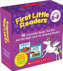 First Little Readers  Levels E F