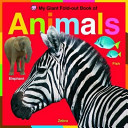 My Giant Fold Out Book of Animals