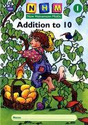 New Heinemann Maths Yr1, Addition to 10 Activity Book (8 Pack)