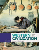 Western Civilization   Sources of the Western Tradition Volume Ii  from the Renaissance to the Present  10th Ed  PDF