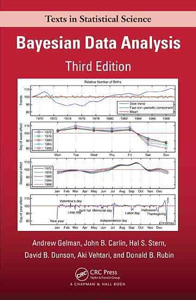 Bayesian Data Analysis Third Edition