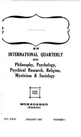Darshana International PDF