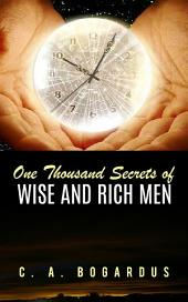 One Thousand Secrets of Wise and Rich Men