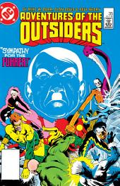 Adventures of the Outsiders (1986-) #35