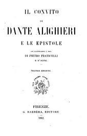 Il convito di Dante Alighieri e le epistole