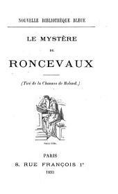 Le mystère de Roncevaux