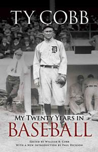 My Twenty Years in Baseball Book