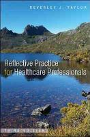 Reflective Practice For Healthcare Professionals PDF
