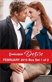 Harlequin Desire February 2015 - Box Set 1 of 2: His Lost and Found Family\Terms of a Texas Marriage\Thirty Days to Win His Wife