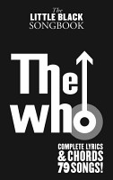 The Little Black Songbook  The Who PDF