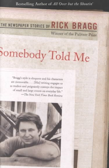 Download Somebody Told Me Book