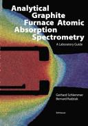 Analytical Graphite Furnace Atomic Absorption Spectrometry PDF