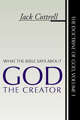 What the Bible Says About God the Creator PDF