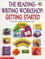The Reading writing Workshop PDF