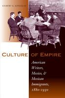 Culture of Empire PDF