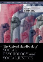 The Oxford Handbook of Social Psychology and Social Justice PDF