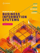 Principles of Business Information Systems 4e