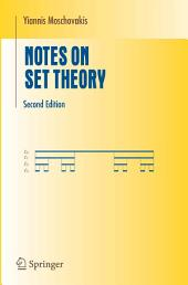 Notes on Set Theory: Edition 2