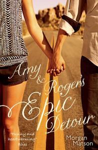 Amy   Roger s Epic Detour Book