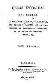Obras escogidas de Diego de Torres Villarroel: Volumen 1