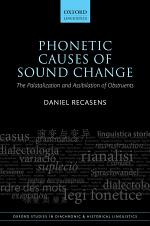 Phonetic Causes of Sound Change